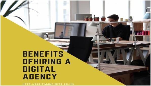 Benefits of Digital Marketing Agency