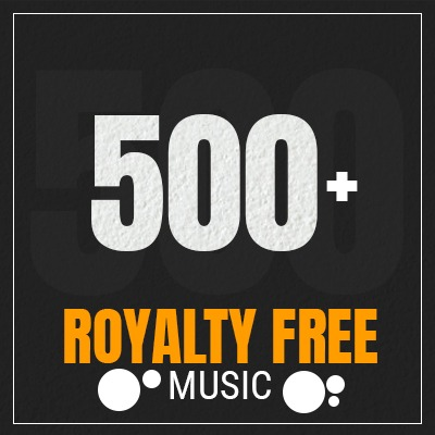 500 royalty free music