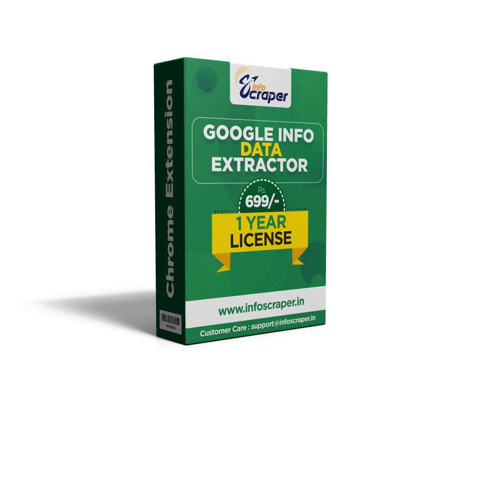 Google Data Extractor Software