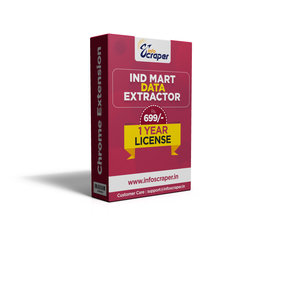 India Mart Data Extractor