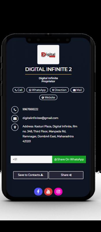 Digital Business Card 2