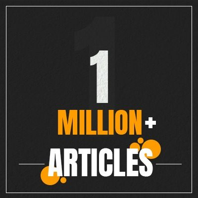 1 million articles