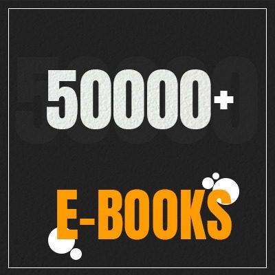50000 ebooks