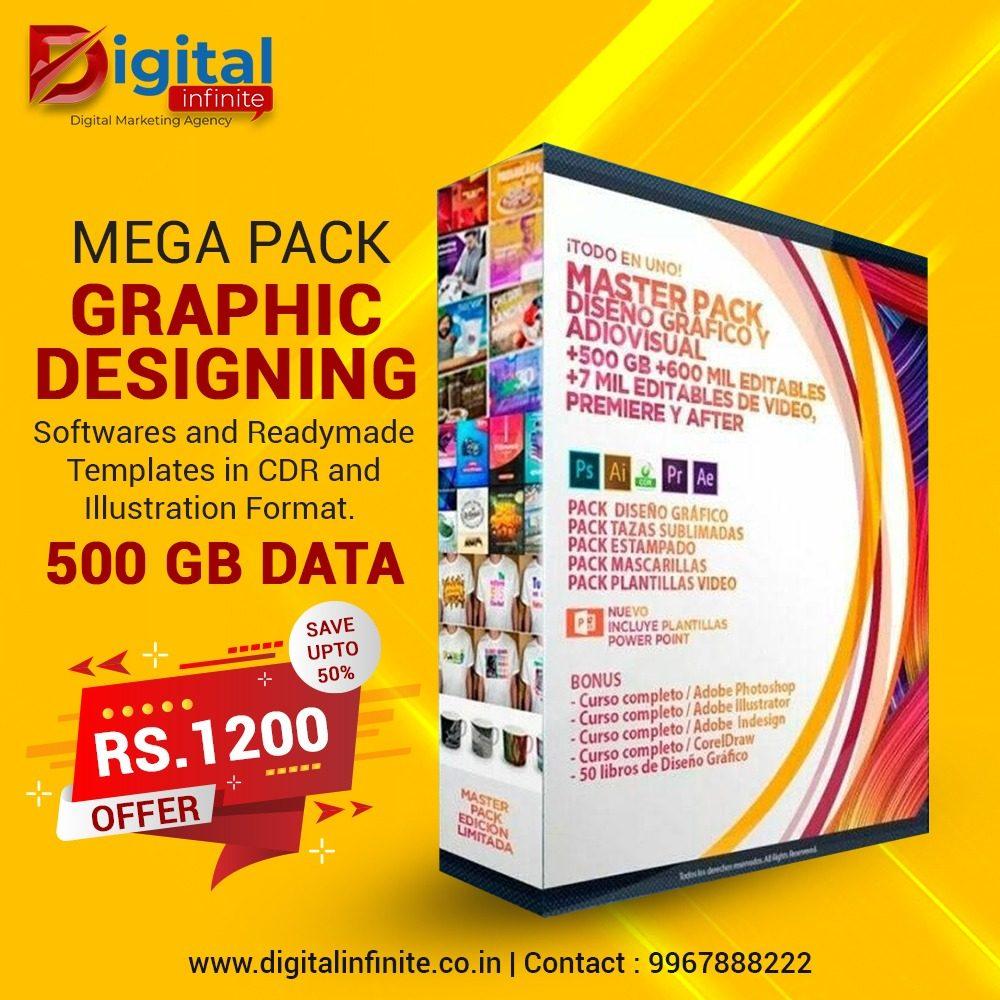 Mega Graphic Designing pack